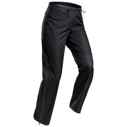 Women's Waterproof Mountain Walking Over-Trousers - MH500