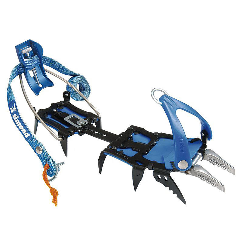 Mountaineering Crampons and Ice Axes