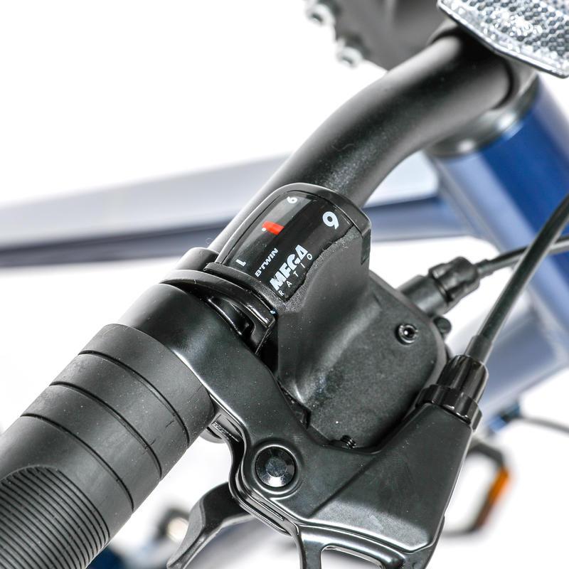 จักรยานไฮบริดรุ่น Riverside 500 (สีฟ้า)