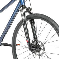 混合單車Riverside 500 藍色