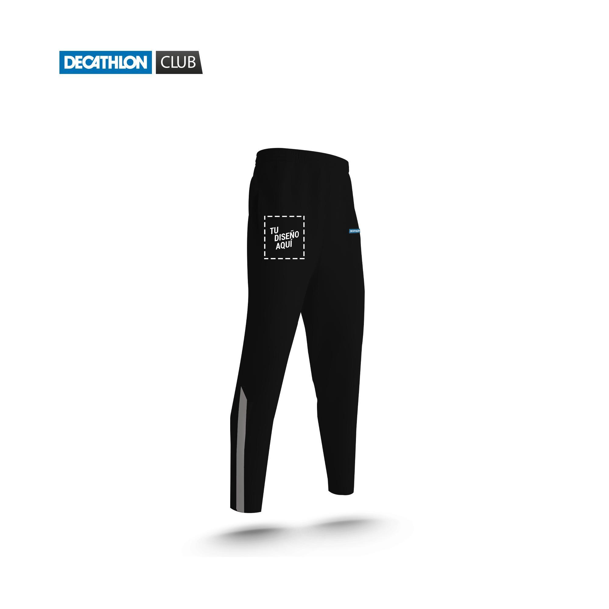 Pantalon De Chandal Pitillo Tenis Personalizado Junior No Brand Decathlon