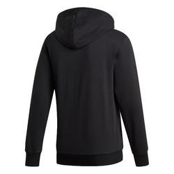 Vest Adidas 3S 500 pilates lichte gym zwart heren