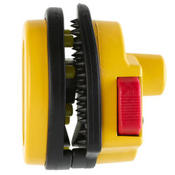 Wapenslot geel