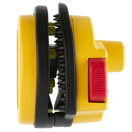 Gun Trigger Guard Lock - Yellow