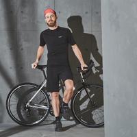 Maillot de vélo de route essentiel – Hommes