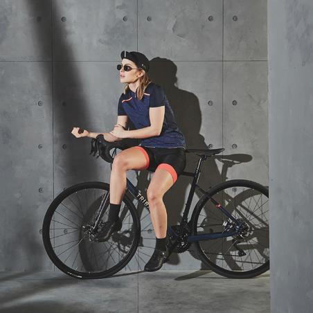 Maillot de vélo à manches courtes500 – Femmes