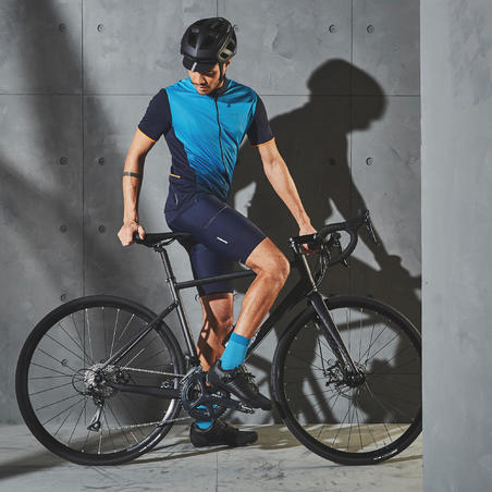 RC500 short-sleeved road cycling jersey