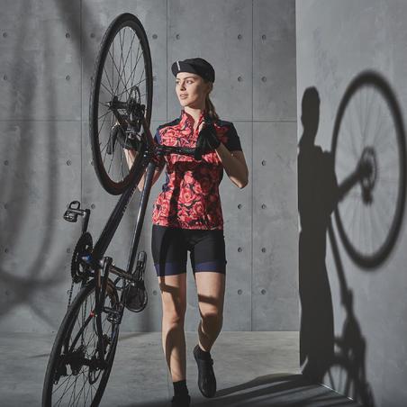 500Short-Sleeved Cycling Jersey – Women