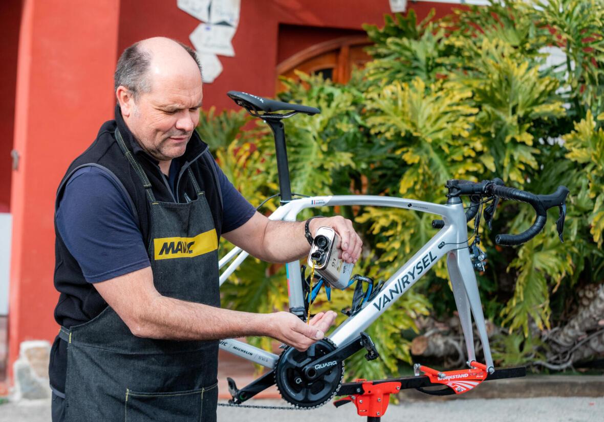 Réparer son Vélo Route - tous nos conseils