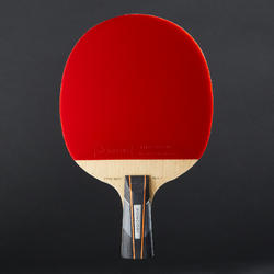Club Table Tennis Bat TTR 930 All C-Pen & Cover