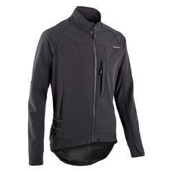 MTB-jas voor heren ST 500 zwart