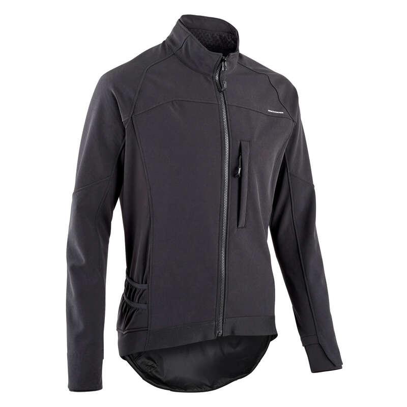 Велоодежда на холодную погоду Одежда - КУРТКА МУЖСКАЯ ST 500 ROCKRIDER - Куртки