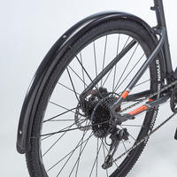 Front/Back Mudguard with Stays