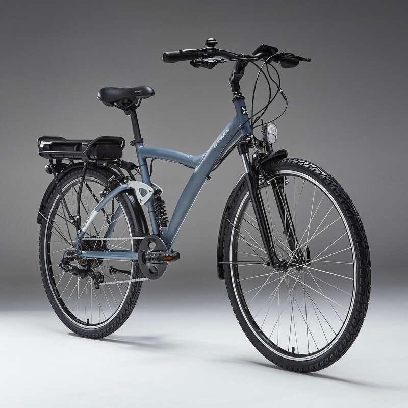 BICI TREKKING ELETTRICHE Ciclismo, Bici - Bici elettrica ORIGINAL 920 E RIVERSIDE - BICI