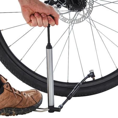 Hybrid Bike Hand and Foot Pump