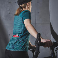 500 Short-Sleeved Cycling Jersey – Women