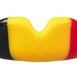 Protège dents de rugby GILBERT junior noir jaune rouge