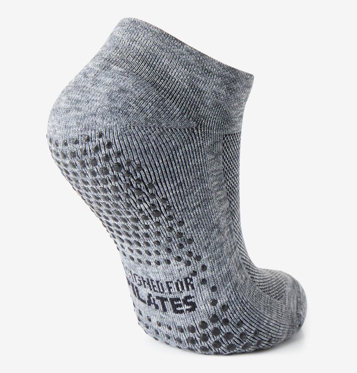 Chaussettes de pilates antidérapantes
