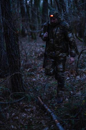 Hunting Headlamp Furtiv 100 - 80 Lumens
