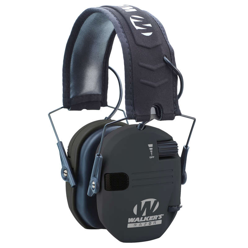 HEARING PROTECTION/GLASSES Shooting and Hunting - EAR DEFENDERS RAZOR ACTIF ALVIS - Clay Pigeon Shooting