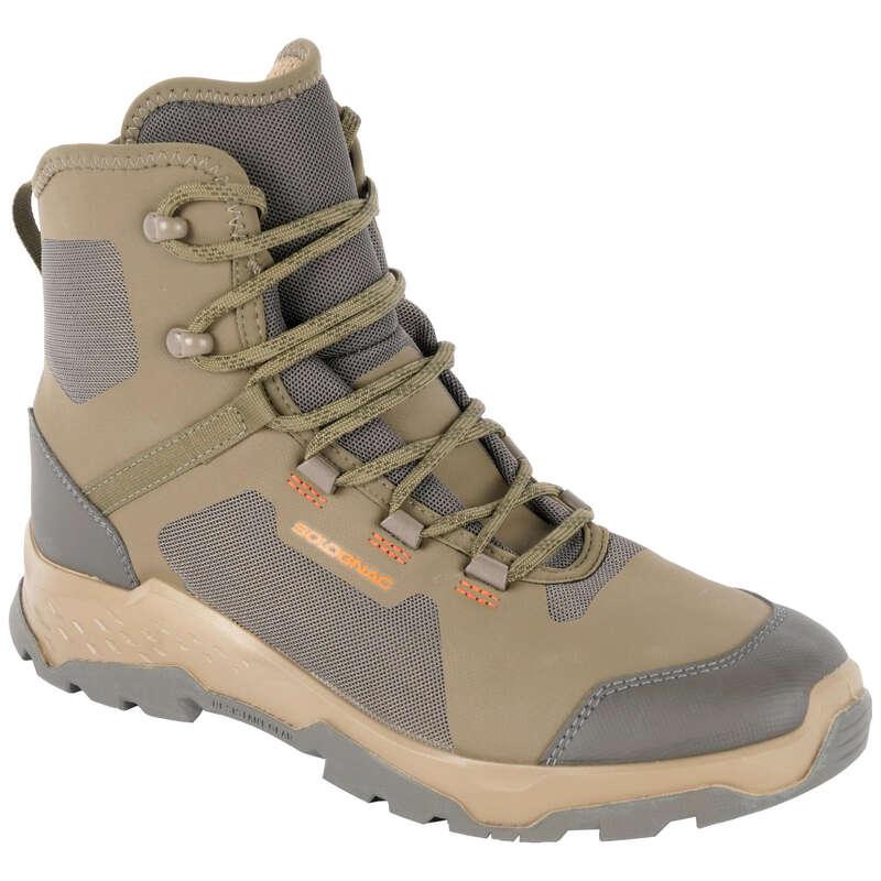 Обувь для охоты Охота - БОТИНКИ ДЛЯ ОХОТЫ 500 SOLOGNAC - Охота