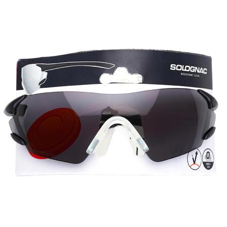 Apsauginiai saulės akiniai skirti sportiniam šaudymui ir medžioklei