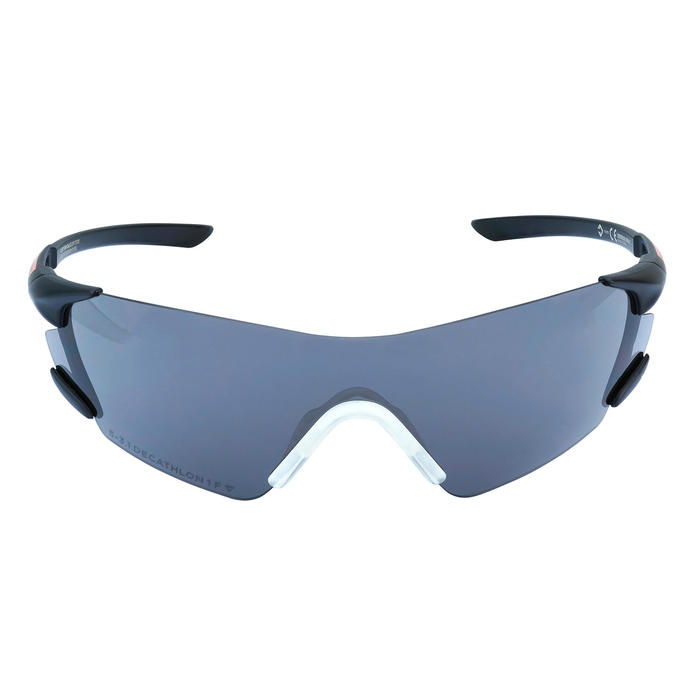 Beschermbril voor sportschieten en jacht zonwerend glas