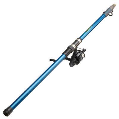 ערכת דיג עם חכה וסליל SEACOAST-1 350 TELESCOPIC