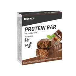 PROTEIN BAR Choco-nuts x4