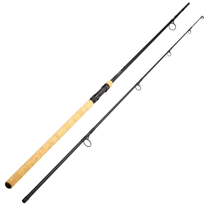 CARP COMBOS, RODS, REELS Fishing - ROD XTREM-9 FULL CORK 300 CAPERLAN - Carp Fishing
