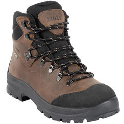 CHAUSSURES chasse IMPERMEABLES RESISTANTES MARRON AIGLE FLESHSIDE MTD