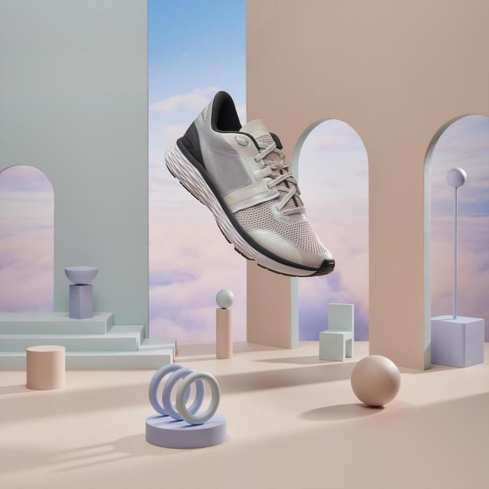 Women's Run Comfort Shoes - beige