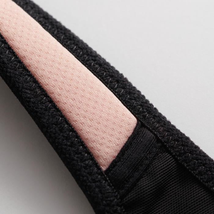 Sportbeha Classic voor hardlopen zwart/roze