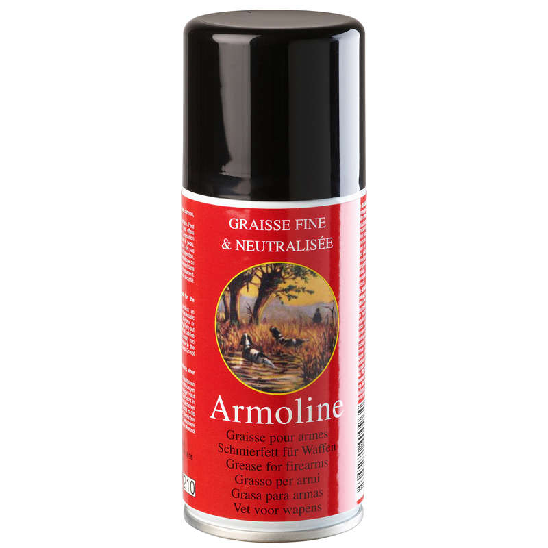WEAPON ACCESSORIES Shooting and Hunting - Armoline Grease Spray ARMISTOL - Hunting and Shooting Accessories