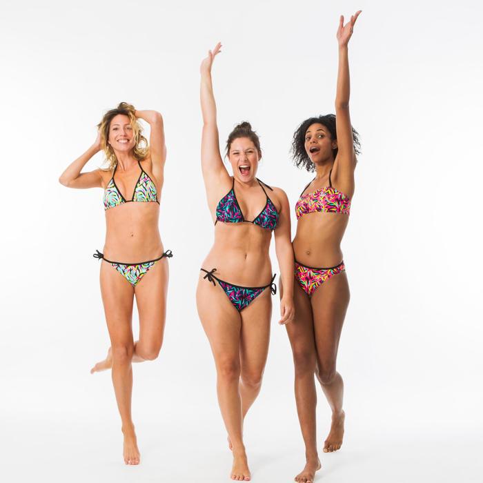 Bikinitop dames Lori Tobi Cook bandeau nekbandje uitneembare pads