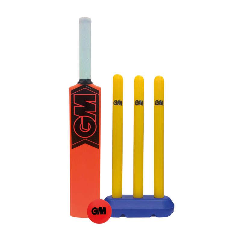 TENNIS BALL CRICKET BEGINNER BATS JR Cricket - GM Opener Cricket Set GUNN & MOORE - Cricket Equipment