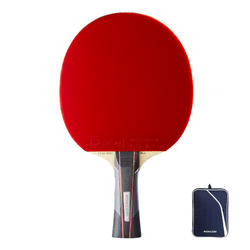 Club Table Tennis Bat TTR 900 All & Cover