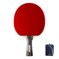 Club Table Tennis Bat TTR 930 All+ & Cover
