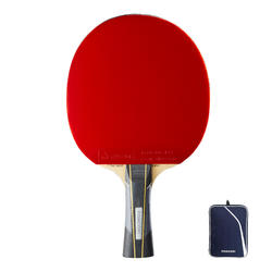 Club Table Tennis Bat TTR 960 Spin & Cover