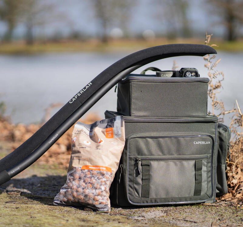 Which accessories should you use to start carp fishing?