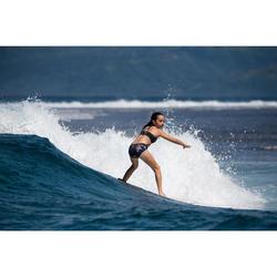 CULOTTE DE MAILLOT DE BAIN SURF FILLE BLEU MAS 900