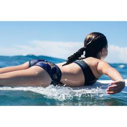 Meisjes bikini High neck Baha 900 blauw