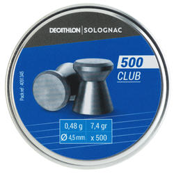 Luchtdrukkogeltjes CLUB 500 stuks