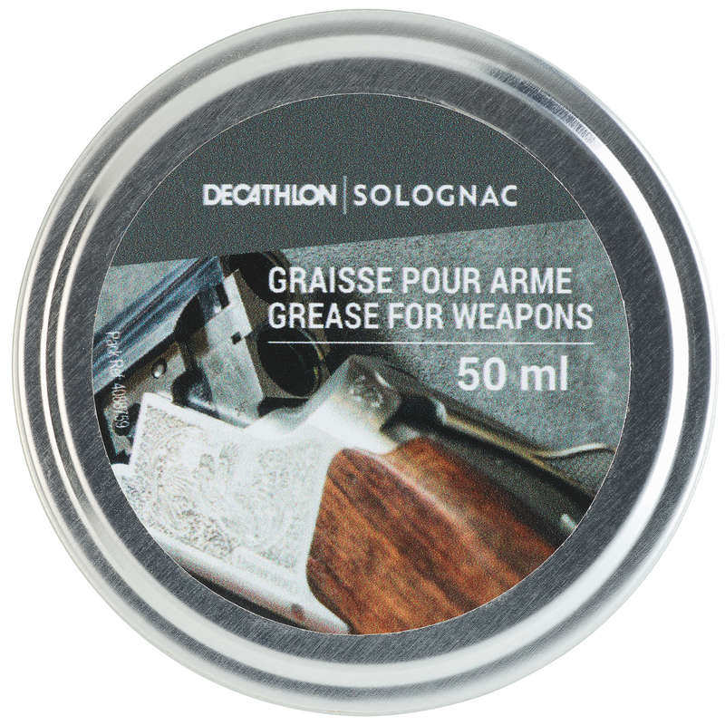 WEAPON ACCESSORIES Shooting and Hunting - Gun Grease 100 SOLOGNAC - Shooting and Hunting
