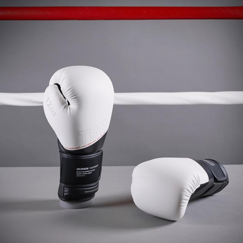 Boxing Training Gloves 120 - White