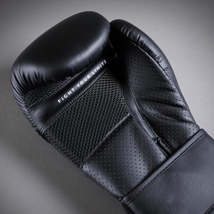 Trainingshandschoenen voor boksen 120 zwart