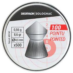CHUMBO PONTIAGUDO 4,5 mm X500q