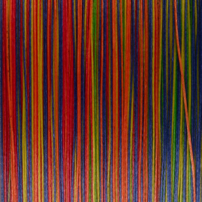 Angelschnur achtfach geflochten MTX8 Multicolor 300 m 12/100