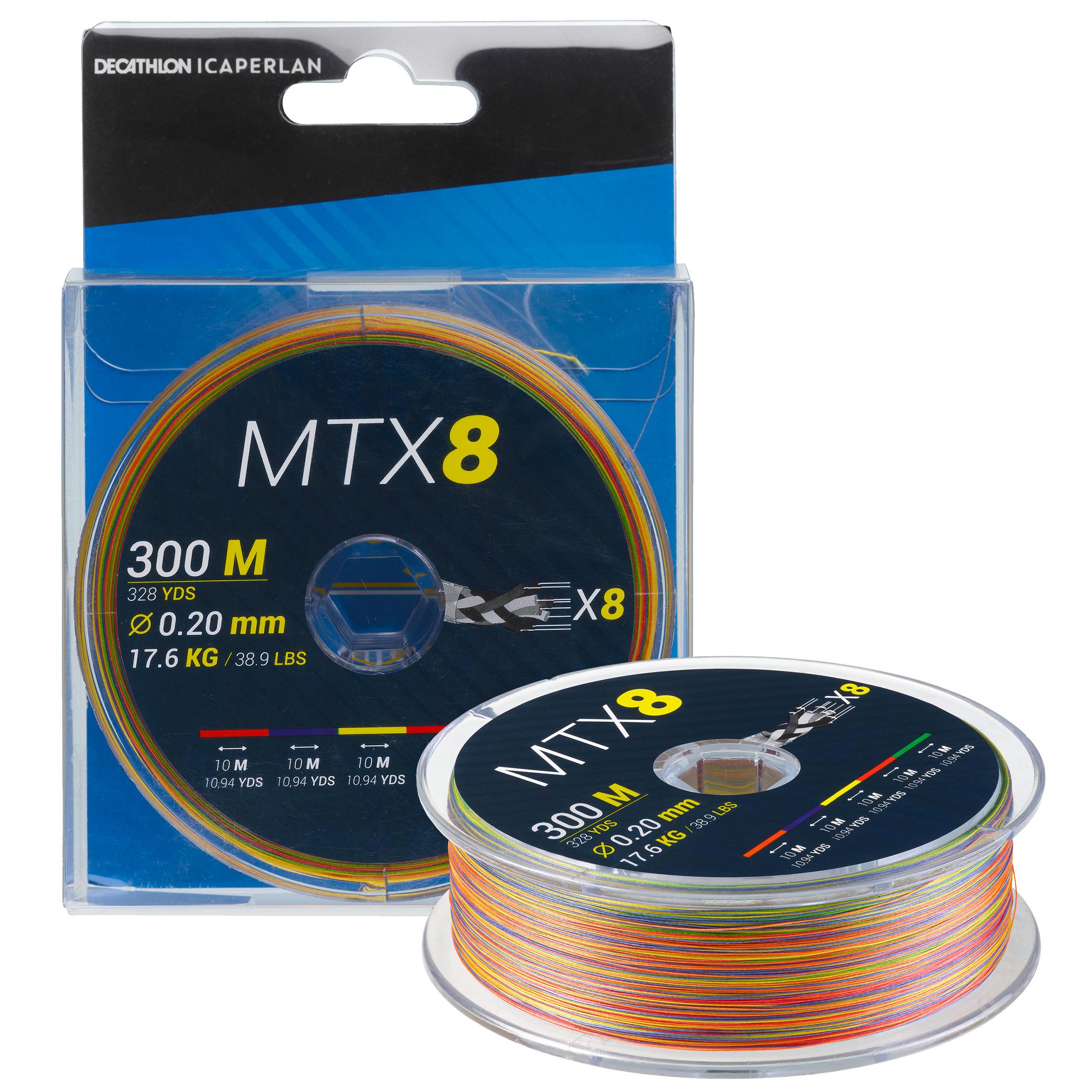 Fir textil MTX8 300 m 20/100