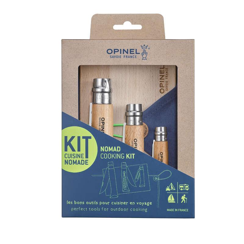 Konyhai eszközök Kemping - Konyhai készlet Opinel OPINEL - Tábori konyha